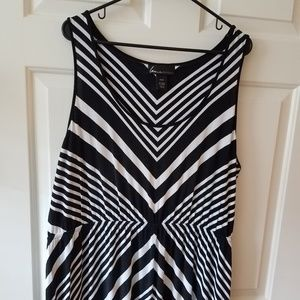 Lane Bryant Maxi Dress